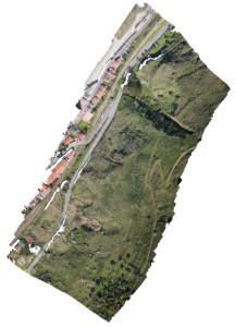 Ortofoto da ripresa aerofotogrammetrica