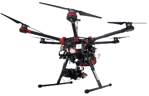 Aeropix - Drone APX03N - per fotogrammetria, rIlievi e riprese aeree